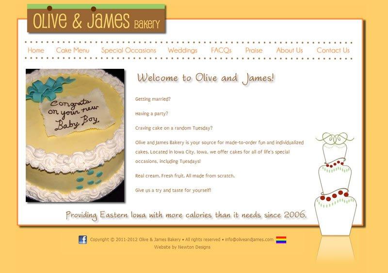 Olive & James Bakery