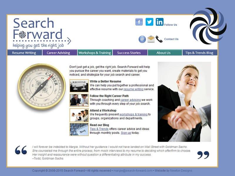 Search Forward
