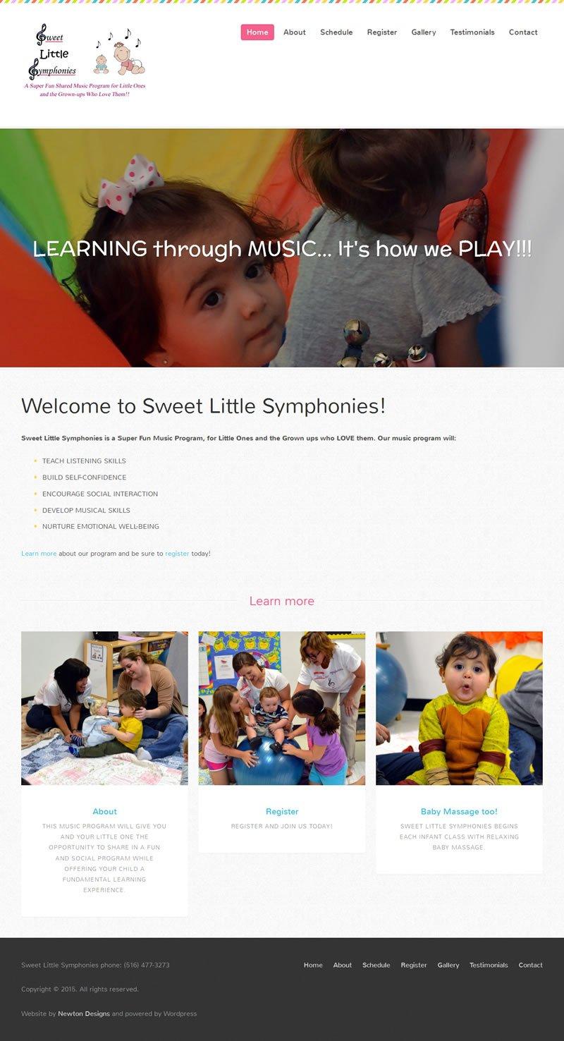 Sweet Little Symphonies