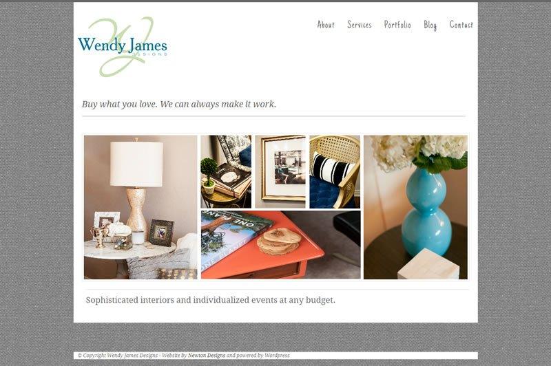 Wendy James Designs