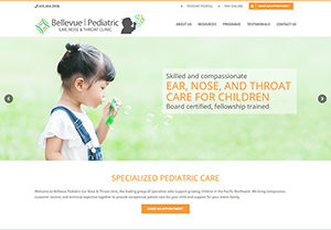 Bellevue Pediatric ENT Clinic