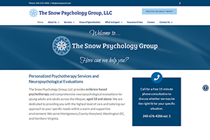 Snow Psychology Group